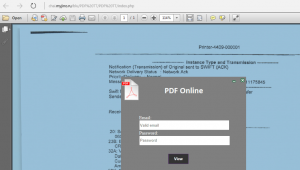 PDF Phishing