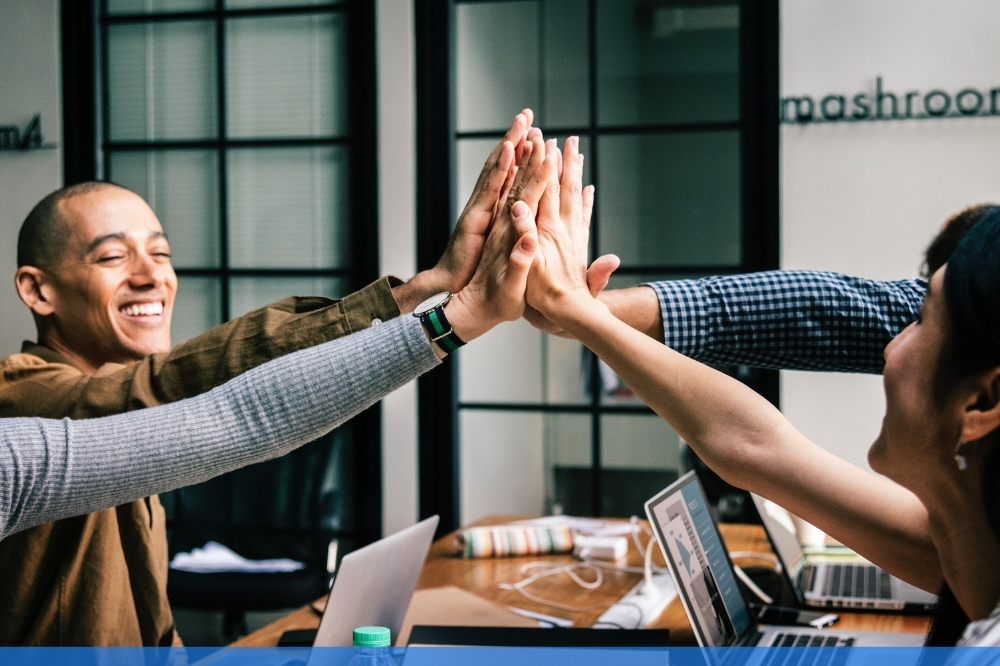 employee happy culture in the workplace