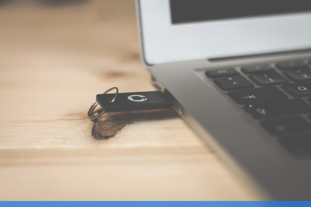 Every company needs a removable drive policy - usecure
